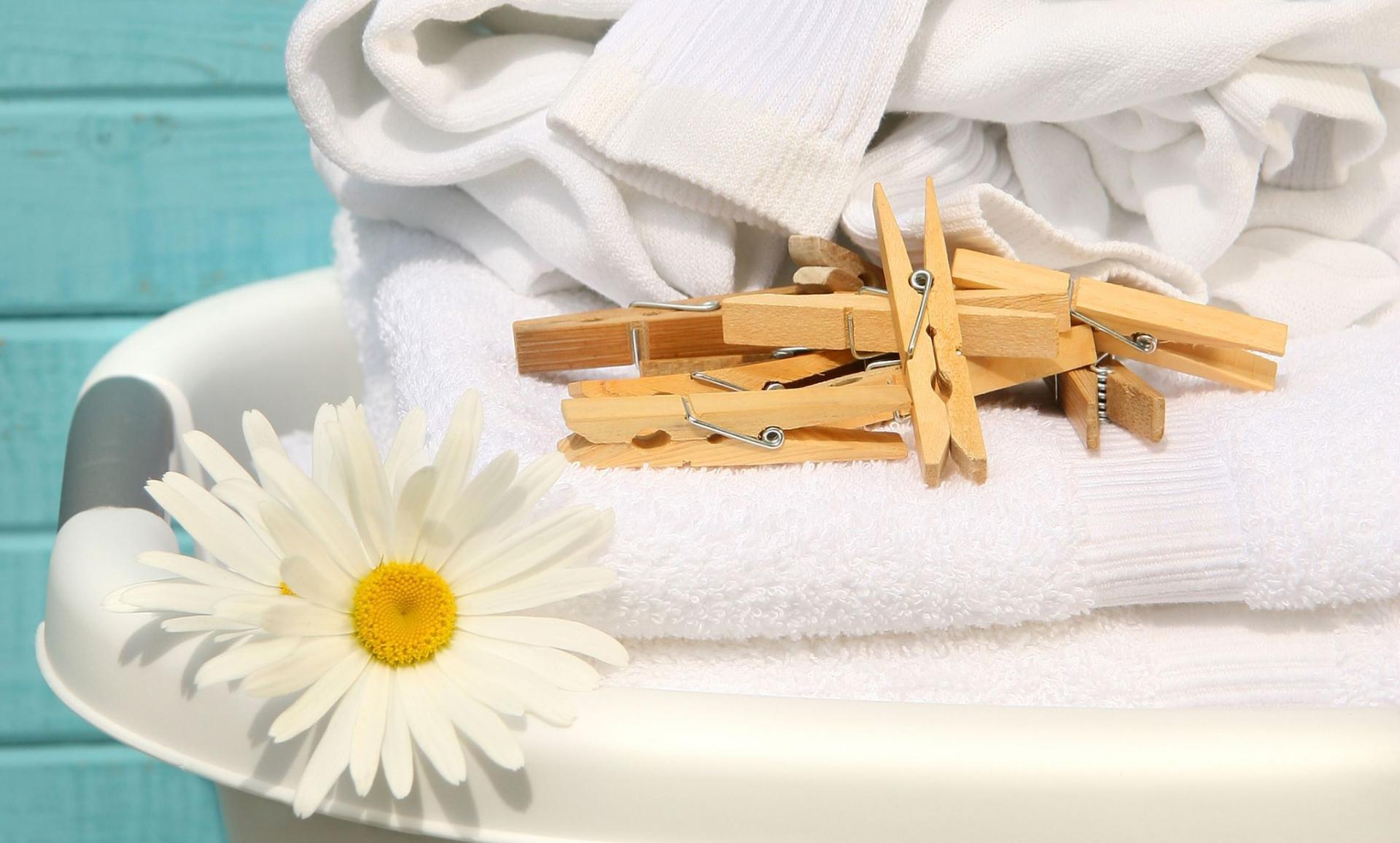 Чем отбелить постельное бельё в домашних условиях  278
