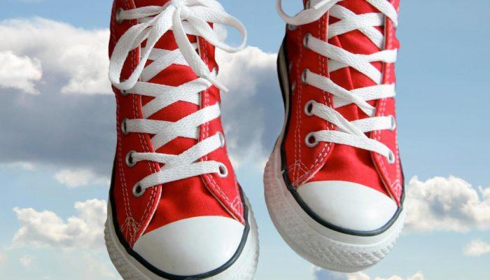 двойная обратная шнуровка