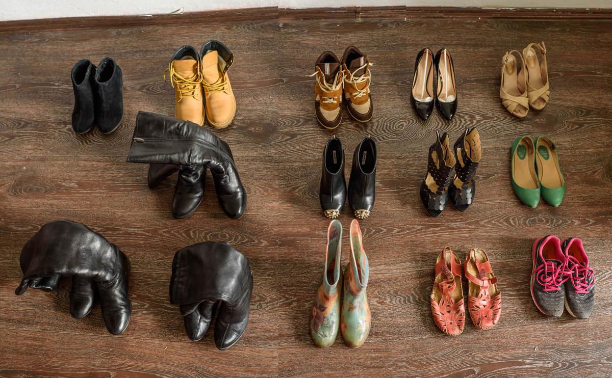 Правильное хранение обуви в домашних условиях