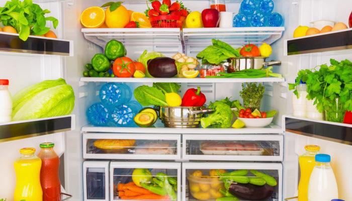 очистка холодильника
