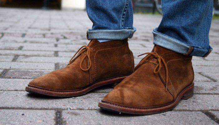 bc7ec6abe Как правильно ухаживать за замшевой обувью? 874 5 2. обувь