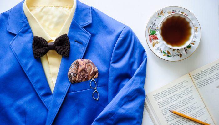 платок для кармана пиджака