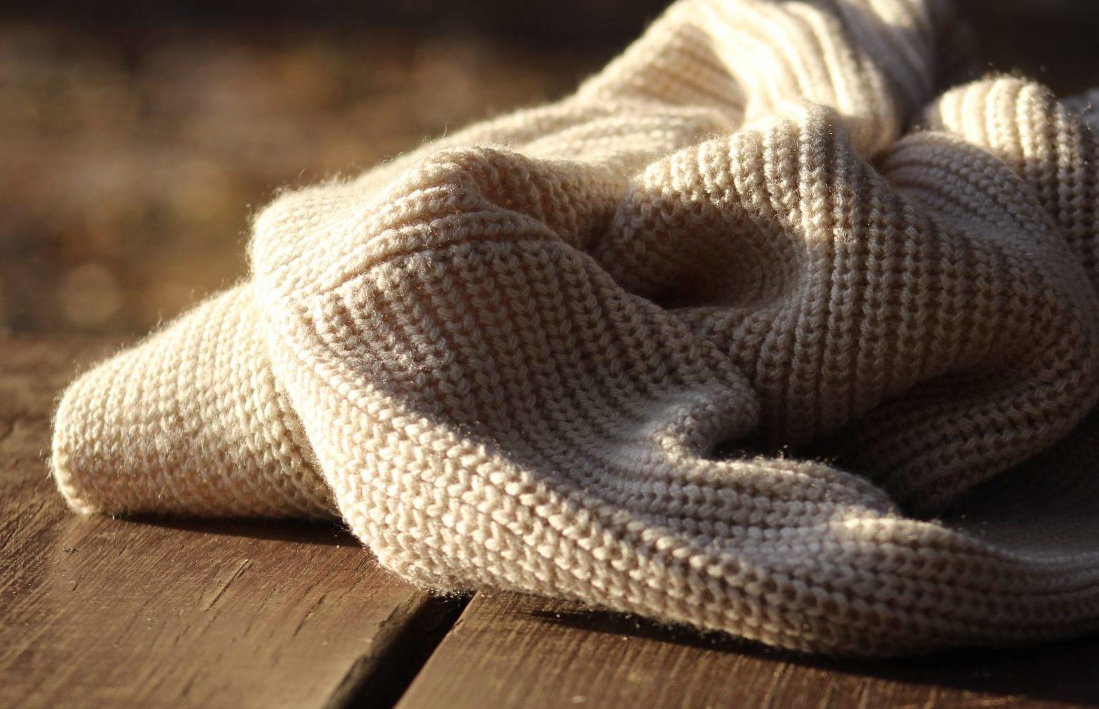сел свитер после стирки что делать возвращаем прежнюю форму 5