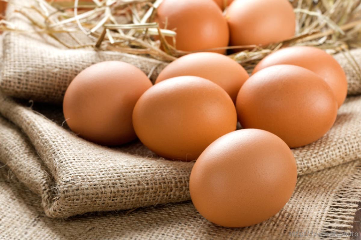 Срок хранения мытых яиц