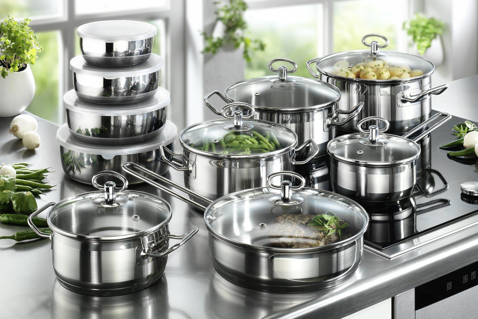 Чем отмыть подгоревшую посуду